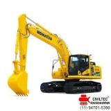 contato de empresa de curso de operador escavadeira hidraulica KM 18