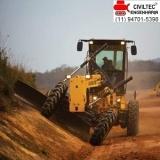 curso de motoniveladora preços Socorro