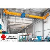 curso de operação de ponte rolante preços Centro