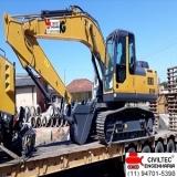 curso de operador de escavadeira valores Lapa