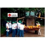 curso de operador de pá carregadeira preços Aricanduva