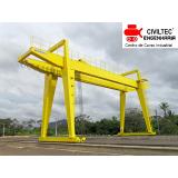 curso de ponte rolante online orçamento Vila Rosália