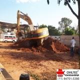 curso escavadeira hidraulica valores Vila Maria