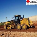 curso motoniveladora caterpillar preços Itapecerica da Serra