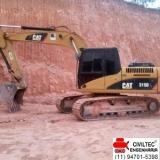 curso operador de escavadeira hidráulica preços São Paulo