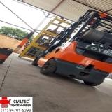curso operador empilhadeira preços Parque Jurema