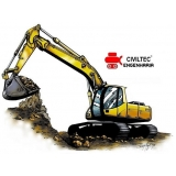 curso para operador de escavadeira preços Perdizes