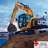 curso para operador de escavadeira Jardim Itapeva