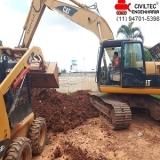 curso operador escavadeira