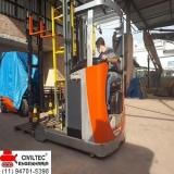 empresa de curso de empilhadeira gás contato Guaianazes