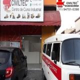 empresa de curso de empilhadeira glp preços São Bernardo do Campo