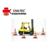 empresa de curso de empilhador para elétrica tel São Bernardo do Campo