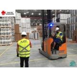 empresa de curso de empilhador para elétrica ARUJÁ