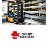 empresa de curso de empilhador preços Centro