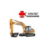 empresa de curso de escavadeira hidráulica Monte Carmelo