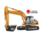 empresa de curso de operador de escavadeira hidráulica Guapituba