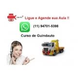 empresa de curso de operador de guindauto tel Vila Campesina
