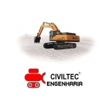 empresa de curso de operador escavadeira hidraulica preços Estação