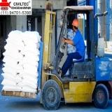 empresa de curso de reciclagem de empilhadeira Jardim Pilar
