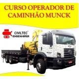empresa de curso online guindauto Parque Cecats