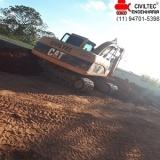 empresa de curso para escavadeira Vila Menck