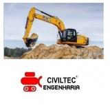 empresa de curso de operador de escavadeira hidráulica