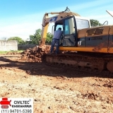 onde tem curso operador de escavadeira hidráulica Cidade das Flores