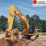 quanto custa curso de operador de escavadeira Jardim Rosina