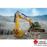 quanto custa curso operador de mini escavadeira Monte Carmelo