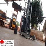 telefone de empresa de curso de empilhadeira gás Jardim Fortaleza